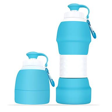 drinkware Φιάλη Sport Μαλακό Πλαστικό Φορητό Καθημερινά