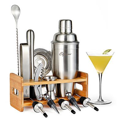14pçs Aço Inoxidável Material para Bar Garrafeira Utensílios de Bar e Vinho Garrafeira Vinho Acessórios para Barware