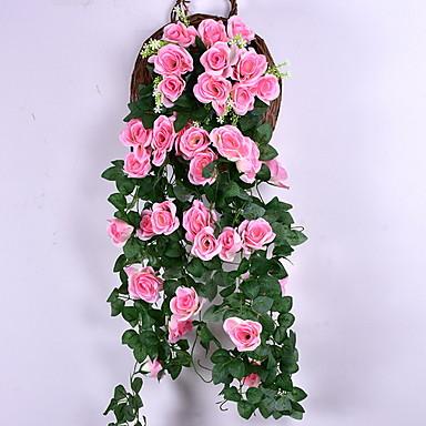 Kunstige blomster 1 Gren Klassisk Moderne Moderne Planter