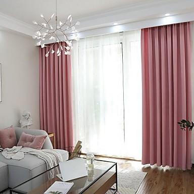 Μυστικότητα Two Panels Κουρτίνα Υπνοδωμάτιο   Curtains