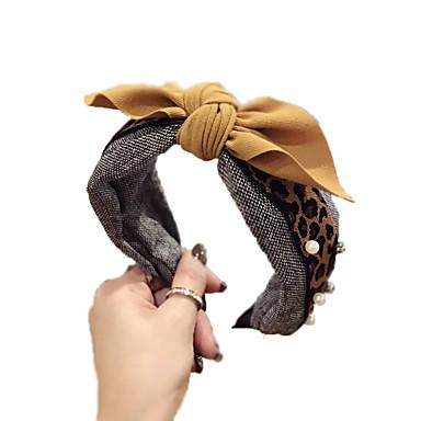 Dekorasjoner hår tilbehør Andre Material Parykker Tilbehør Dame 1 pcs stk cm Avslappet / Dagligdagstøy / Fritid / hverdag Vanlig / Hodeplagger / Fritid Dame / Ultra Lett (UL)