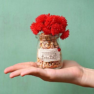 Ψεύτικα λουλούδια 1 Κλαδί Κλασσικό Μοντέρνα Φυτά Λουλούδι για Τραπέζι