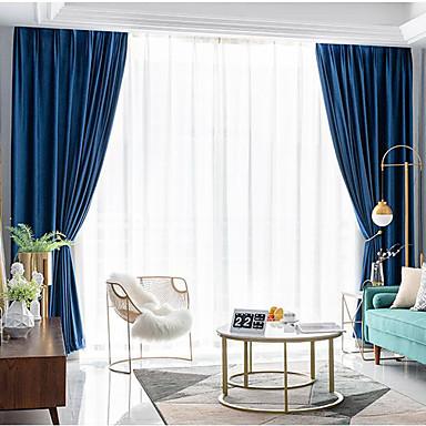 Personvern To paneler Gardin Stue   Curtains