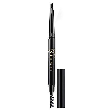 Eyebrow Color Dame Beste kvalitet Ultra Lett (UL) 1 pcs Sminke Pleie Tørr Lettvekt Normal Fritid / hverdag # Dagligdagstøy Feriereise kosmetisk Pleieutstyr
