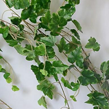 Kunstige blomster 1 Gren Klassisk Moderne Moderne Evige blomster Veggblomst
