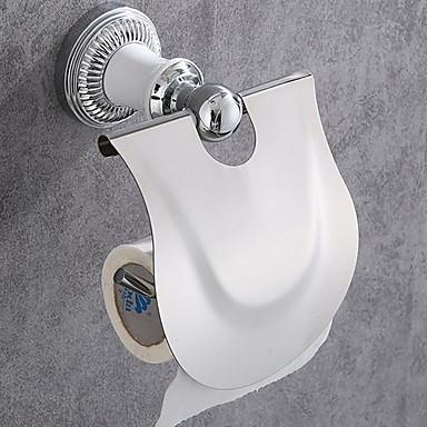 Βάση για χαρτί τουαλέτας Δημιουργικό Μοντέρνα Ανοξείδωτο Ατσάλι 1pc Επιτοίχιες