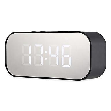 bærbar alarmklokke trådløs Bluetooth stereo høyttaler ledet display sm2710-1105