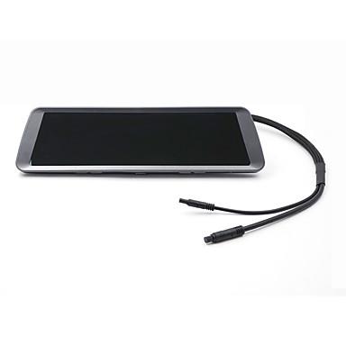 billige Bil-DVR-LITBest 1080p Oppstart automatisk opptak Bil DVR 170 grader Bred vinkel Kapasitiv skjerm Dash Cam med auto av / på / ADAS / Vanntett Bilopptaker