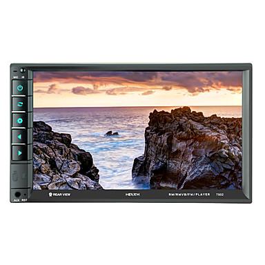 7 tommers 2 din bil mp5-spiller berøringsskjerm / innebygd Bluetooth / SD / USB-støtte for universell Bluetooth-støtte wmv / rm / rmvb mp3 jpeg / type bil mp5-spiller / modell mp5-7902