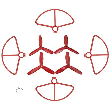 MJX B5W F20 1set Propellbeskytter / propeller Rc Kvadrokoptere Rc Kvadrokoptere ABS + PC Lav lyd / Enkel å installere / Holdbar