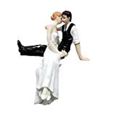 Yiwu ho10702nnnqs γαμήλια τούρτα κούκλα διακόσμηση πλευρά συνεδρίαση αγκαλιά 1