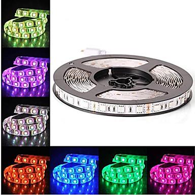 Tiras LED SMD 5050 RGB 10M 300LED con WiFi Bluetooth Control Remoto Luz de Tira LED Impermeables IP65 Led Iluminaci/ón Multicolor para Bar Fiesta,Habitaci/ón,Exteriores Decoraci/ón
