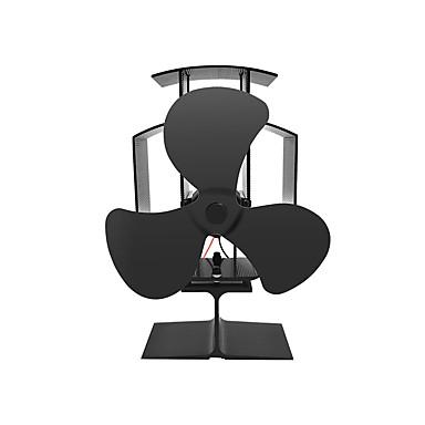 Ανεμιστήρας τζάκι Ανθεκτικό στη φθορά Ανθεκτικό Υψηλής ποιότητας Άλλο Υλικό Καθημερινά Κατασκήνωση / Πεζοπορία / Εξερεύνηση Σπηλαίων Μαύρο 1 pcs