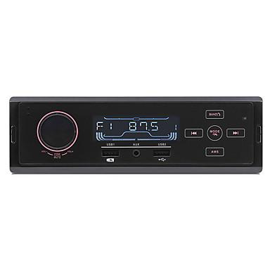 levne Auto Elektronika-auto mp3 přehrávač usb bluetooth fm rádio auto audio podpora nabíjení aux vstup mp3 pro univerzální podporu mp3 / wma