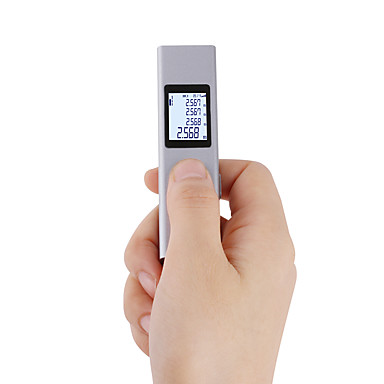 levne Testovací, měřící a kontrolní vybavení-xiaomi duka 40m laserový dálkoměr ls-p usb flash nabíjení dálkoměru vysoce přesný měřicí dálkoměr