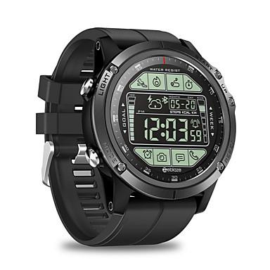 preiswerte Smartuhren-Zeblaze Vibe 3s Smartwatch BT Fitness-Tracker unterstützen Echtzeit-Wetter und benachrichtigen Vollbild-Display Outdoor-Sport-Smartwatch