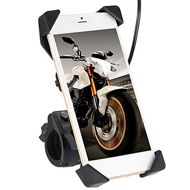 billige Sykkeltilbehør-Telefonstativ til sykkel 360° rotasjon til Vei Sykkel Fjellsykkel ABS iPhone X iPhone XS iPhone XR Sykling Svart