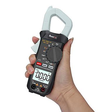 voordelige Test-, meet- & inspectieapparatuur-x1 pocket 6000 telt echte rms stroomtang ac / dc spanning& huidige digitale multimeter automatische digitale meter met blokgolfuitgang / v / a / diode / frequentie / continuïteitstest