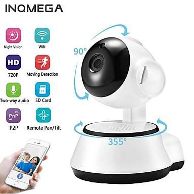 povoljno Zaštita i sigurnost-inqmega ip kamera bežična 720p kućna sigurnost nadzor cctv mrežna kamera noćni vid dvosmjerni audio baby monitor v380
