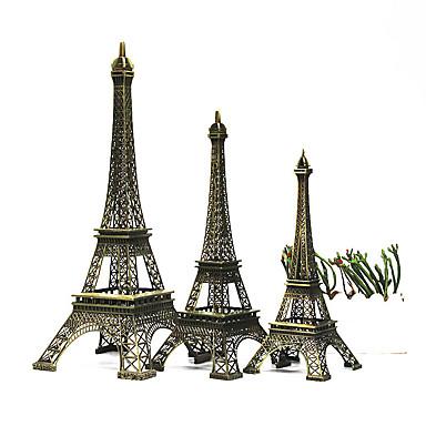 levne 3D puzzle-Figurína Věž Multifunkční Pohodlné Zábava Kovový Žehlička Hračky Dárek