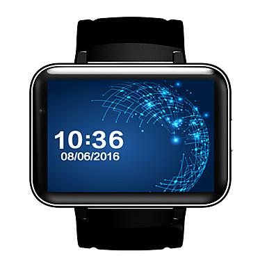 levne Pánské-Inteligentní hodinky Digitální Moderní styl Sportovní Silikon 30 m Voděodolné Monitor pulsu Bluetooth Digitální Na běžné nošení Outdoor - Černá Černá / Stříbrná