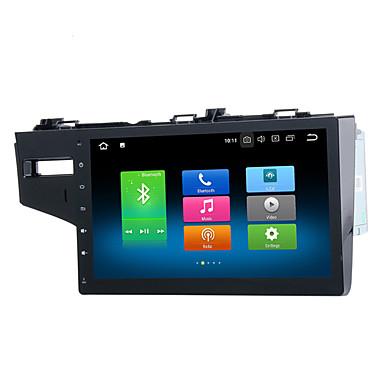 billige Bil Elektronikk-9 tommers android 8,0 4 gb 32 gb 1din bil gps navigator berøringsskjerm bil multimedia dvd-spiller for honda fit 2013