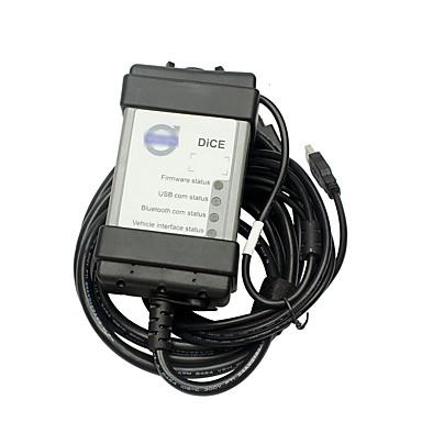 povoljno OBD-full chip vida kockice pro za volvo dijagnostički skener vida dice 2014d all-in-one dijagnostičko sučelje za automobil volvo 1999. do 2014.