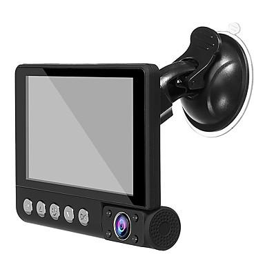 billige Bil-DVR-1080p HD Bil DVR 170 grader Bred vinkel 4 tommers LCD Dash Cam med Night Vision / G-Sensor / Parkeringsmodus Bilopptaker