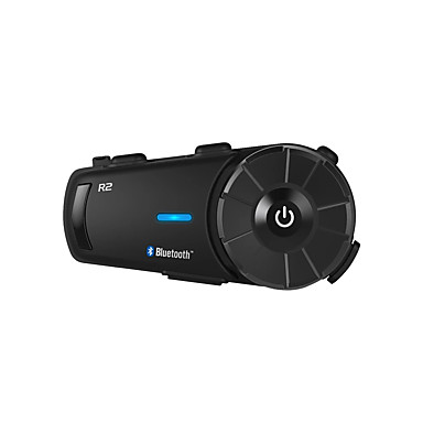 billige Motorsykkel & ATV tilbehør-AiRide R2 Hjelm Headset Høyttaler / Multi-person-intercom / FM Radio Motorsykkel