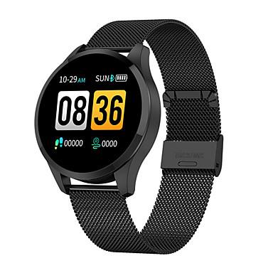 q9 relógio inteligente bt fitness rastreador suporte notificar&monitor de frequência cardíaca compatível com samsung / iphone / android phones