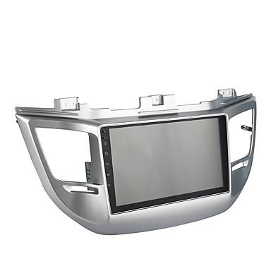 voordelige Automatisch Electronica-9 1din android 8.0 4 gb 32 gb auto gps navigator auto dvd speler touchscreen voor hyundai tusun 2014