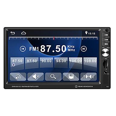 voordelige Automatisch Electronica-2din bluetooth autoradio stereo 7 touch in dash auto audio video mp5 speler fm radio autoradio achteruitrijcamera