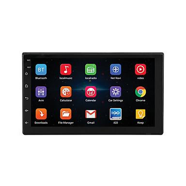 levne Auto Elektronika-7 '' android 8.1 double 2 din 16g quad core gps auto stereo mp5 přehrávač fm podporuje zadní kameru