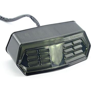 1pcs Motocicleta Lâmpadas LED Luz traseira Para motocicletas Todos os Anos