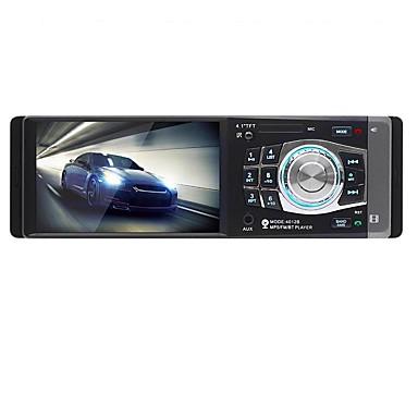levne Auto Elektronika-4,1 palce na vozidlo namontovaný mp5 / mp4 / mp3 přehrávač rádio plug-in karta usb flash disk bluetooth zpětný pohled 4012b