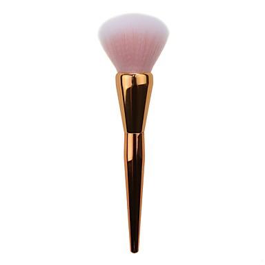 preiswerte erröten Bürsten-Professional Makeup Bürsten 1pc Weich Neues Design lieblich Künstliches Haar Plastik zum Rougepinsel