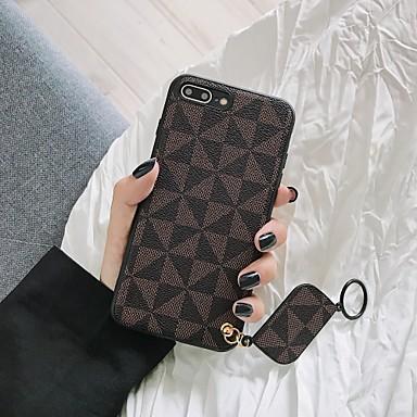 povoljno iPhone maske-futrola za jabuku iphone xs / iphone xr / iphone xs max uzorak stražnji poklopac jednobojni plastični / silika gel