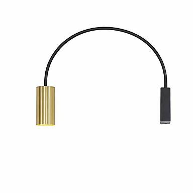 ZHISHU Fofo / Novo Design Contemporâneo Moderno / Estilo nórdico Luminárias de parede / Swing Arm Lights Sala de Estar / Quarto Metal Luz de parede IP20 110-120V / 220-240V 5 W