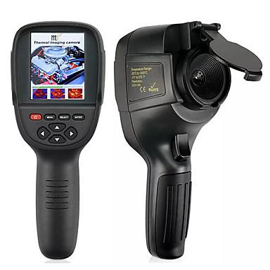 voordelige Test-, meet- & inspectieapparatuur-ht-18 220x160 handheld infrarood thermische camera thermograaf camera digitale temperatuur tester ingebouwd 4g geheugen met 3,2 inch tft scherm nieuw