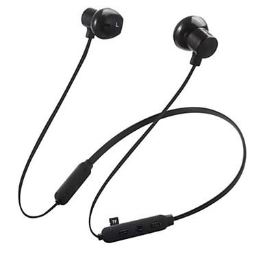 LITBest M16 Fone de ouvido com pescoço Sem Fio EARBUD Bluetooth 4.1 Cancelamento de Ruído Estéreo IPX7 à prova d'água