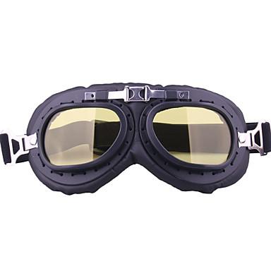 povoljno Motori i quadovi-praktične naočale za motocikle u retro stilu naočale protiv vjetra protiv pijeska okvir naočala