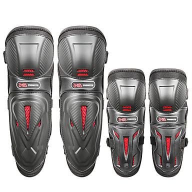 billige Motorsykkel & ATV tilbehør-motorsykkel ridning kneputer og albue pads / 4stts motorsykkel anti-fall beskyttelsesutstyr