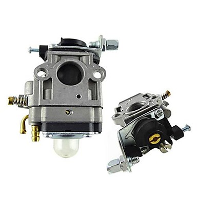 [$13 29] 15Mm Pocket Bike Carburetor Fit for 2 Stroke Gas Scooter ATV Mini  Quad 49CC Kids Motocross 40-5