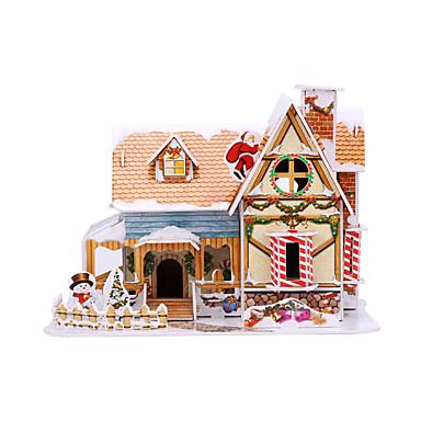 levne 3D puzzle-3D puzzle Vánoce 3D  komiks 1 pcs Děti Teenager Vše Hračky Dárek