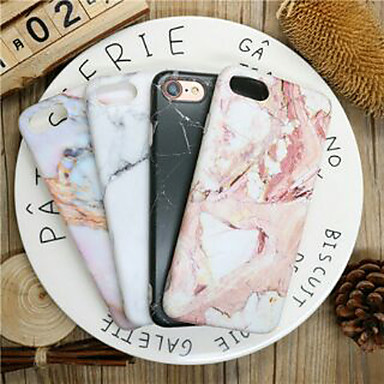 cheap Marble Case-Case For Apple iPhone XR / iPhone XS Max / iPhone X Dustproof / Ultra-thin / Pattern Back Cover Marble TPU