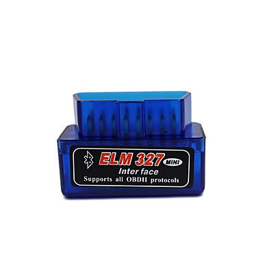 levne OBD-mini elm327 bluetooth obd2 v2.1 obd 2 auto diagnostický nástroj skener elm327 obdii adaptér auto diagnostický nástroj auto kód čtečka