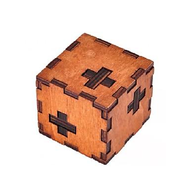 preiswerte Holzpuzzle-Luban Geduldspiel Kreativ Handgefertigt Holz / Bambus 1 pcs Alles Spielzeuge Geschenk