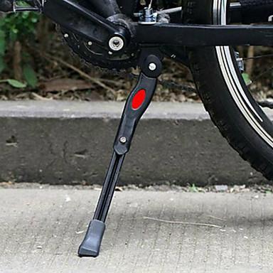 billige Sykkeltilbehør-Sykkelstøtte Bærbar Reparasjonssett Justerbare / Uttrekkbar Anti-Skli Holdbar Til Vei Sykkel Sykling Metall Svart 1 pcs