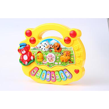 Piano Desenho Animado Unisexo Infantil Brinquedos Dom