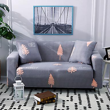 covercovers de poliéster estampado capa de sofá